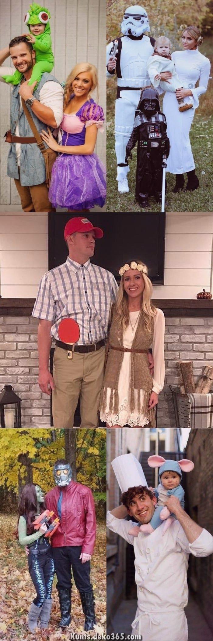Kostüme Zu Halloween