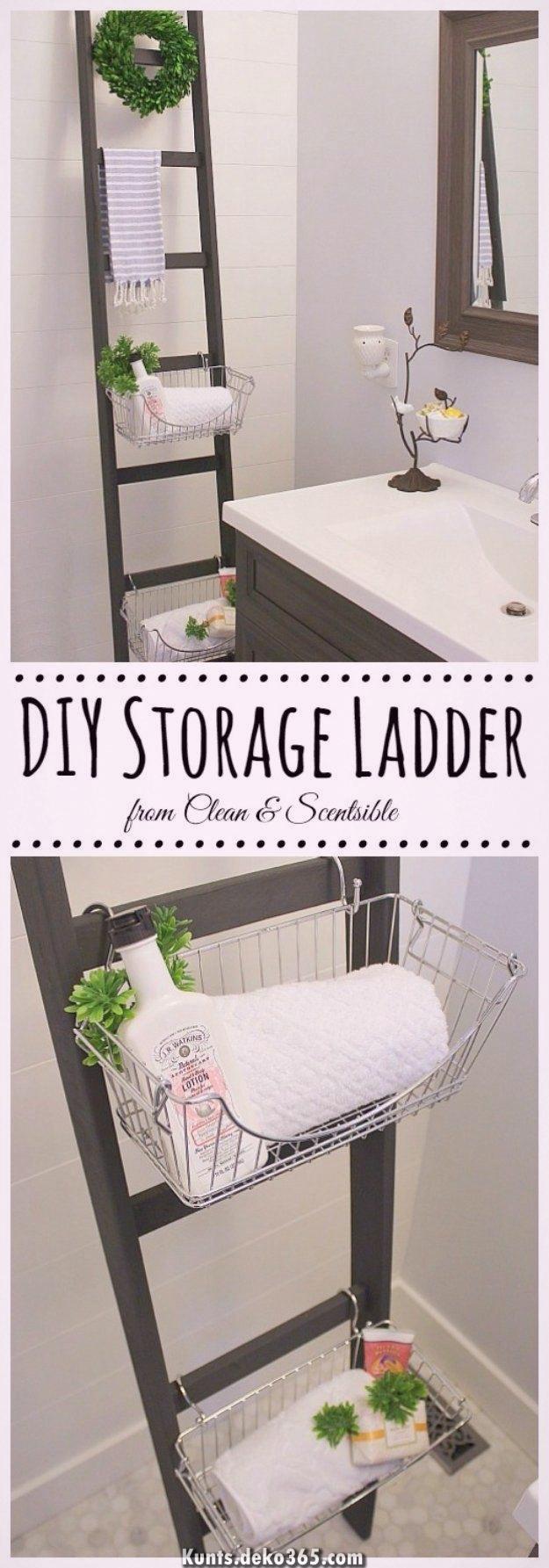 geniale diyideen pro ihr badezimmer  designmagazin